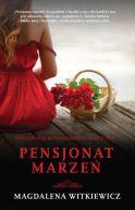 Okładka książki - Pensjonat marzeń