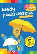 Okładka książki - Kiedy pada deszcz