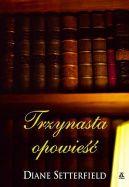 Okładka książki - Trzynasta opowieść