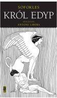 Okładka książki - Król Edyp
