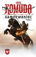 Okładka ksiązki - Samozwaniec, tom 2