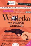 Okładka książki - Wioletka na tropie zbrodni