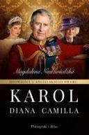 Okładka ksiązki - Opowieści z angielskiego dworu. Karol