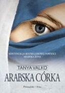 Okładka ksiązki - Arabska córka