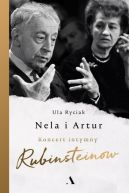 Okładka ksiązki - Nela i Artur. Koncert intymny Rubinsteinów