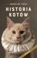 Okładka - Historia kotów