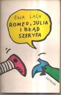 Okładka ksiązki - Romeo, Julia i błąd szeryfa