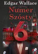 Okładka ksiązki - Numer Szósty