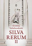 Okładka książki - Silva rerum II
