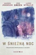 Okładka książki - W śnieżną noc