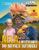 Okładka książki - Nela i wyprawa do serca dżungli