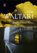 Okładka ksiązki - Błąd komisarza Palmu