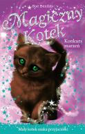 Okładka ksiązki - Konkurs marzeń. Magiczny kotek