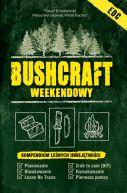 Okładka książki - Bushcraft weekendowy
