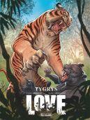 Okładka - Love. Tygrys