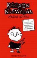 Okładka książki - Kacper Niewypał. O!błędne notatki
