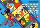 Okładka ksiązki - Na nic płacze, na nic krzyki, koniec przygód Fiki Miki