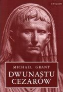Okładka ksiązki - Dwunastu cezarów