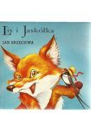 Okładka książki - Lis i jaskółka
