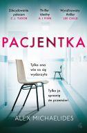 Okładka książki -  Pacjentka