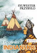 Okładka - Opowieści indiańskie