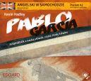 Okładka ksiązki - Angielski w samochodzie kryminał  Pablo García. AUDIOBOOK