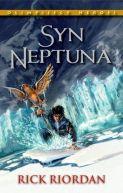 Okładka książki - Syn Neptuna