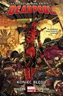 Okładka - Deadpool  Koniec błędu, tom 2. Marvel Now 2.0