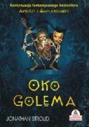 Okładka ksiązki - Oko golema