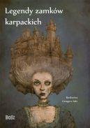Okładka książki - Legendy zamków karpackich