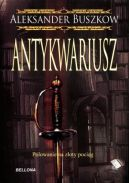 Okładka ksiązki - Antykwariusz