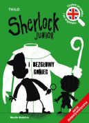 Okładka - Sherlock Junior i bezgłowy goniec