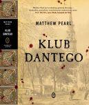 Okładka książki - Klub Dantego