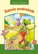 Okładka książki - Żabcio podróżnik