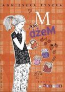 Okładka ksiązki - M jak dżeM