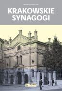 Okładka książki - Krakowskie synagogi
