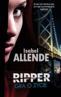 Okładka książki - Ripper. Gra o życie