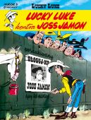 Okładka ksiązki - Lucky Luke kontra Joss Jamon tom 11
