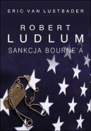 Okładka ksiązki - Sankcja Bourne