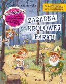 Okładka ksiązki - Ignacy i Mela na tropie złodzieja. Zagadka Królowej Parku