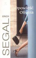 Okładka ksiązki - Opowieść Olivera
