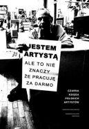 Okładka ksiązki - Czarna Księga Polskich Artystów