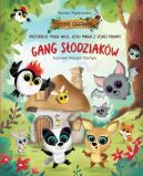 Okładka książki - Przyjaciele mogą wiele, czyli magia z leśnej polany. Gang Słodziaków