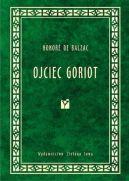 Okładka ksiązki - Ojciec Goriot