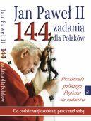Okładka książki - 144 zadania dla Polaków