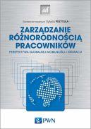 Okładka - Zarządzanie różnorodnością pracowników. Perspektywa globalnej mobilności i migracji