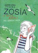 Okładka ksiązki - Zosia z ulicy Kociej. Na wakacjach