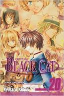 Okładka książki - Black Cat. Vol.20.