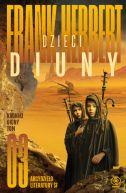 Okładka - Kroniki Diuny (#3). Dzieci Diuny