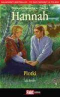 Okładka książki - Hannah. Tom 15. Plotki